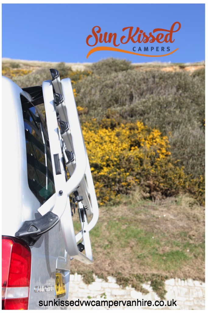 VW California Campervan hire uk. The Ultimate Cycling Event Accommodation