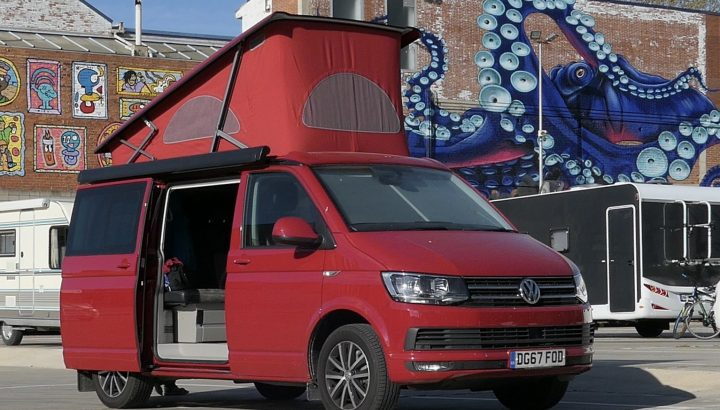 All the way to Barcelona in a VW Campervan hire. How to plan a campervan road trip